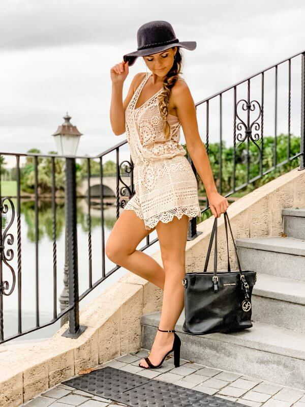 ANGIE PLAYSUIT