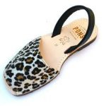 Leather LEOPARD PRINT - PONS | Purity Lace Designs