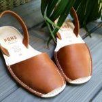 Leather TAN - PONS | Purity Lace Designs