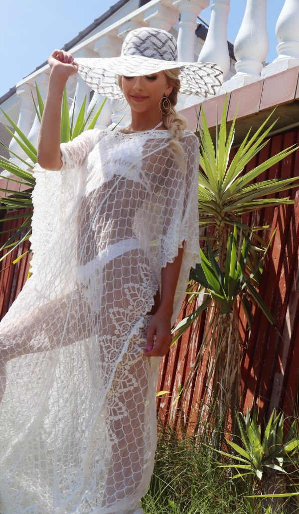 Athena Kaftan - Purity Lace Designs