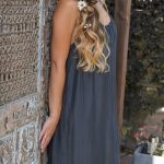 Audrey Silk Dress | Purity Lace Designs