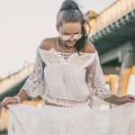 Bronte Lace Top - Purity Lace Designs