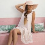 Molly Dress Pink | Purity Lace Designs