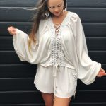 Glamour Girl Blouse - Purity Lace Designs