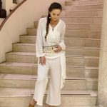 Sail Away White Pants | Purity Lace Designs