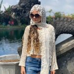 Exquisite Lace Scarf / Throw | Purity Lace Designs