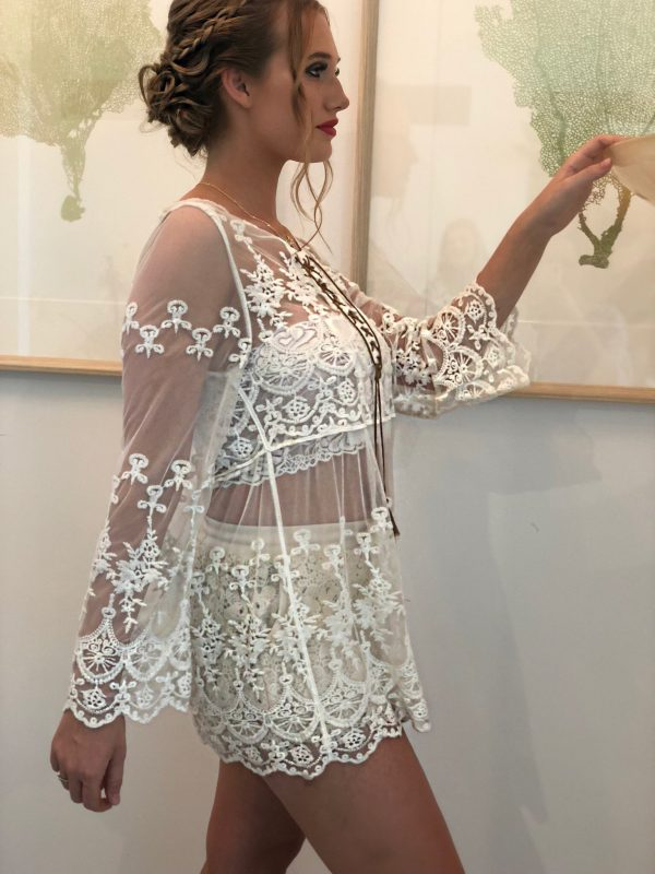 Amelia Top - Purity Lace Designs