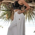 Palazzo Savannah Lace Pants | Purity Lace Designs