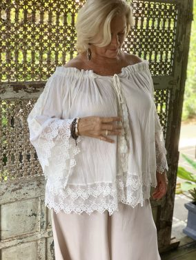 Joy Top Curvy | Purity Lace Designs