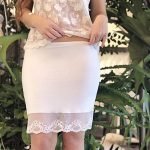 Half Slip Petti Skirt - Purity Lace Designs