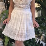 French Gal Skirt - Purity Lace Designs