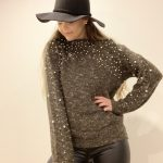 Pearl Jumper | Purity Lace Designs