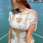 Cleopatra Top - Purity Lace Designs