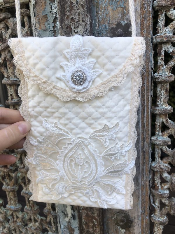 Glasses Bag | Purity Lace Designs