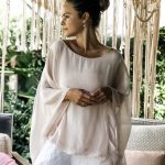 Lola Silk Blouse Pink | Purity Lace Designs