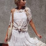 French Gal Skirt | Purity Lace Designs