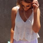 Love Tank - Purity Lace Designs