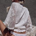 Sophie Blouse - Purity Lace Designs