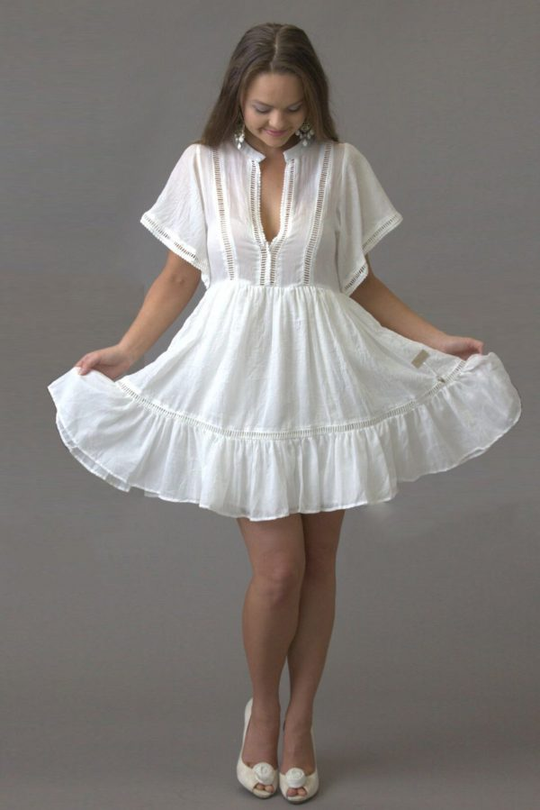 Babydoll Dress - Purity Lace Designs