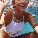 White Lace Bikinis - Purity Lace Designs