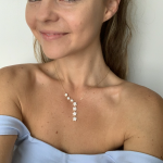 Dainty Star Necklace 14k Gold Plated | Purity Lace Designs