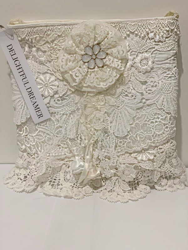 Handmade Lace Bag | Purity Lace Designs