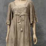 Vintage Tea Tunic | Purity Lace Designs