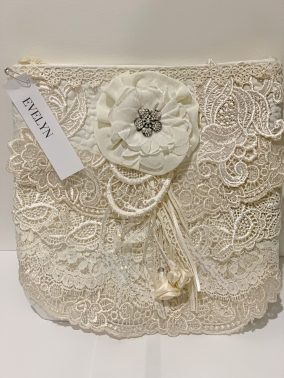 Handmade Lace Bag   Purity Lace Designs