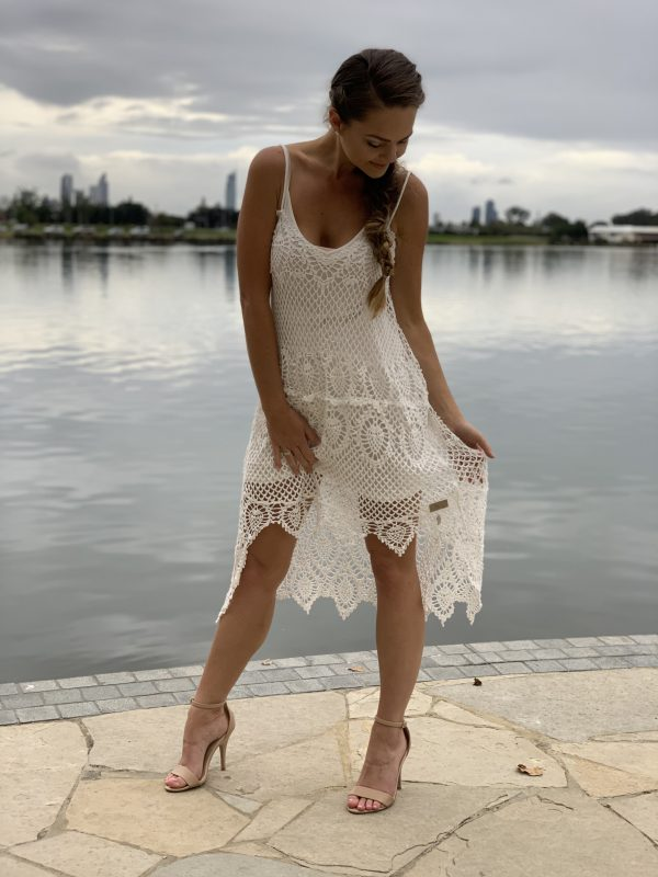 Stacey dress | Purity Lace Designs