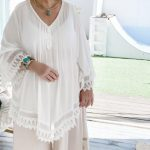 Gatsby Flapper Pants Sandy Cream | Purity Lace Designs