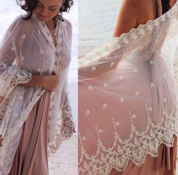 Exquisite Lace Throw | Purity Lace Designs