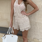 Angie Playsuit | Purity Lace Designs