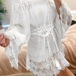 Moochie Lace Top | Purity Lace Designs