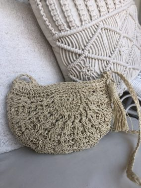Hayley Handbag | Purity Lace Designs