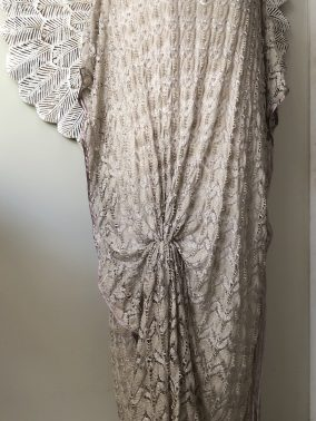 Esther Kaftan Bronze | Purity Lace Designs