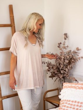 Talia Top | Purity Lace Designs