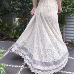 Rosie Lace Dress - Purity Lace Designs