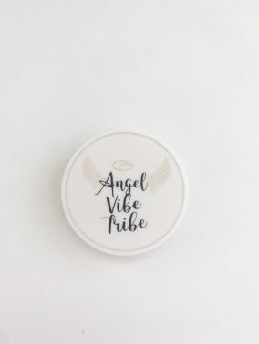 angel vibe tribe pop socket